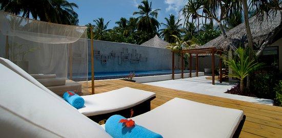 Kuramathi: Honeymoon Pool Villa