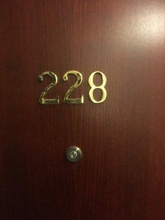 Steigenberger Hotel Sanssouci : Zimmer 228