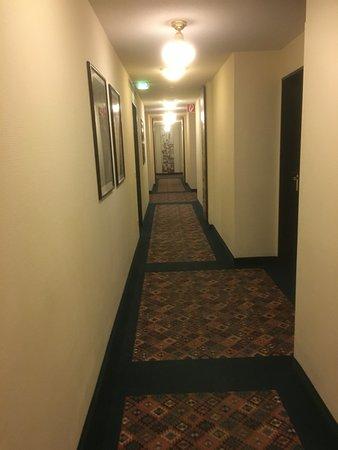 Steigenberger Hotel Sanssouci : Flur