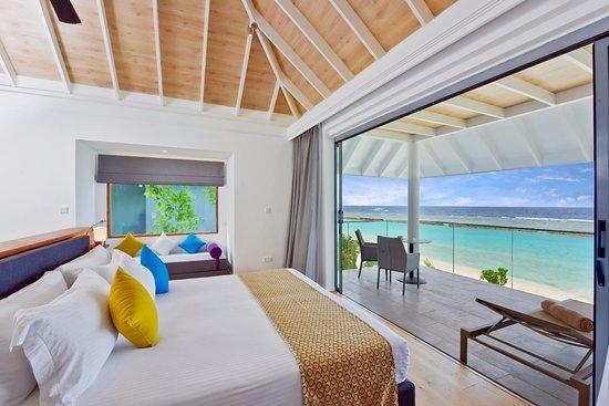 Kuramathi: Two Bedroom Beach House