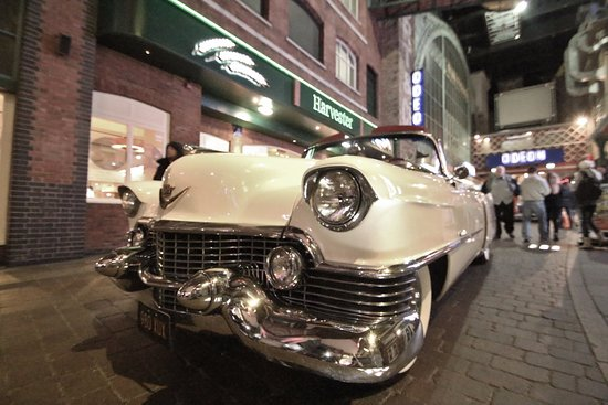 The Printworks: A touch of glamour at our annual Easter Vintage Swing event