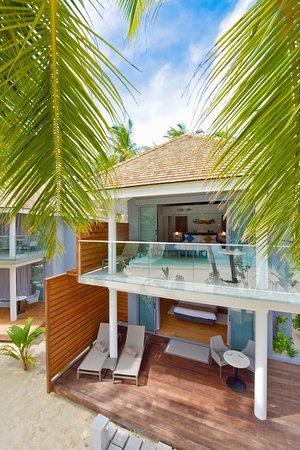 Kuramathi Island Resort: Two Bedroom Beach House