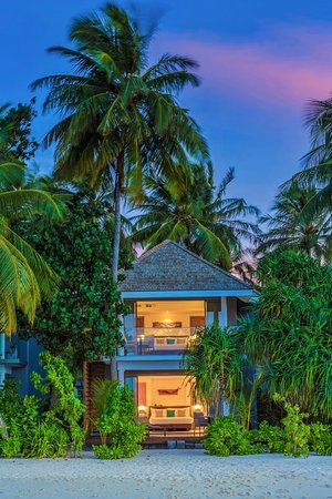Kuramathi Island Resort: Two Bedroom Beach House