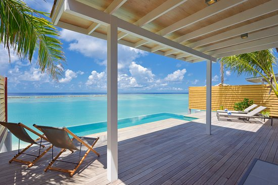 Kuramathi Island Resort: Pool Villa