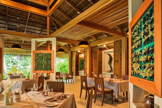Kuramathi: Duniye Restaurant