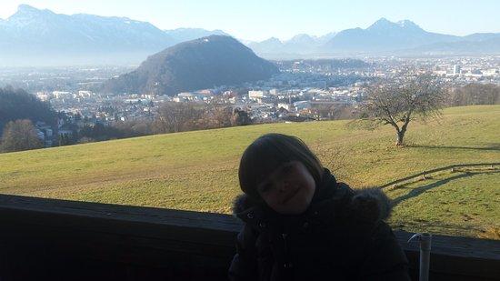 Salzburg Hotel Schone Aussicht Bild Von Schone Aussicht