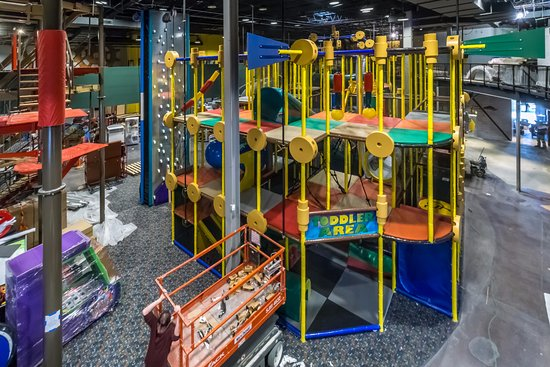 Orland Park, IL: Tinker Tot Toyland