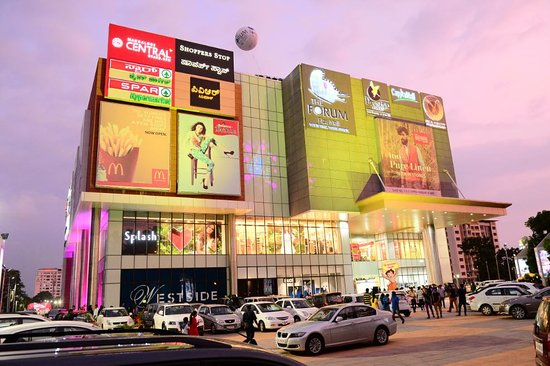 the forum fiza mall  mangalore