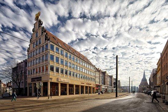 Steigenberger Hotel Sonne: Aussenansicht