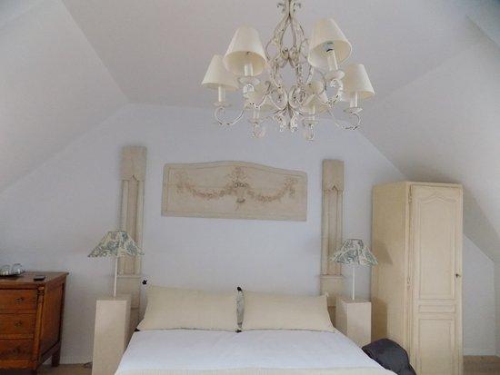 Camera da letto - Bild von Hotel Ti Jan Ar C\'Hafe, Ouessant ...