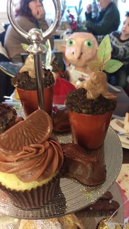 Harry Potter themed Tea at Remember Me tea rooms Stockton - Picture ...