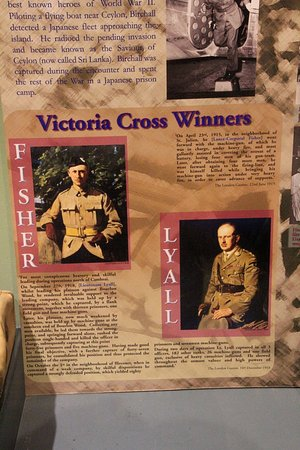 St. Catharines, Kanada: Victoria Cross Winners