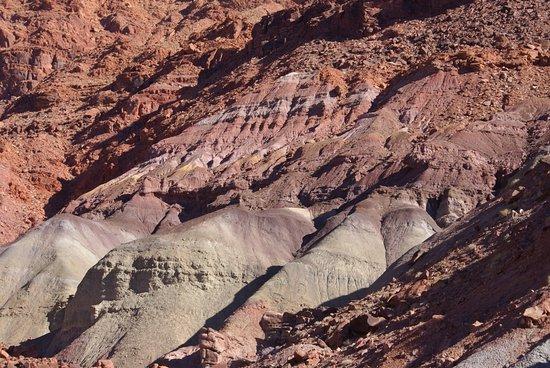 Paria River Canyon: detalle colores paredes
