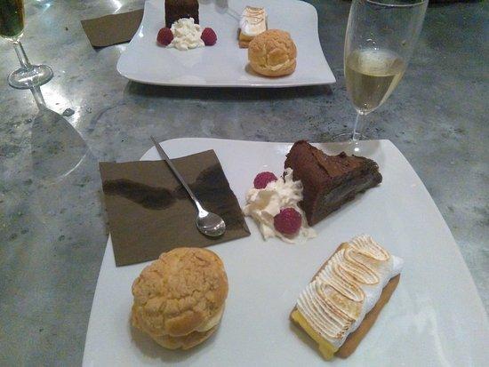 Mirande, Γαλλία: les desserts maison