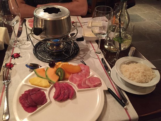 Fee-Challer: Fondue Chinoise