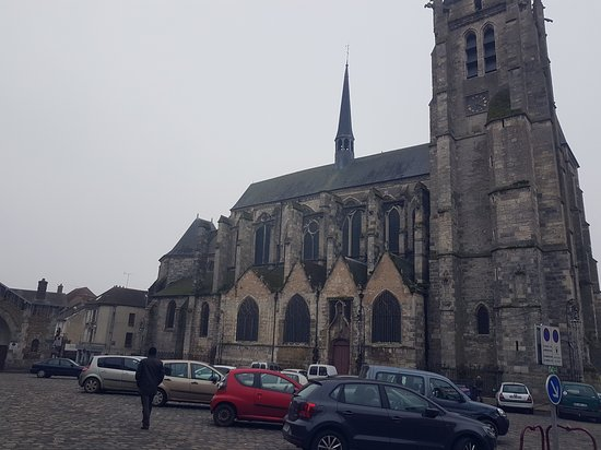 Dourdan, Frankrike: 20170103_142206_large.jpg