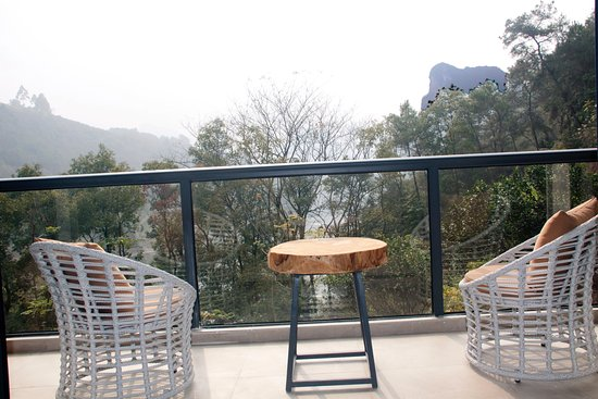 Li River Resort: The views from one of our Executive Double Rooms