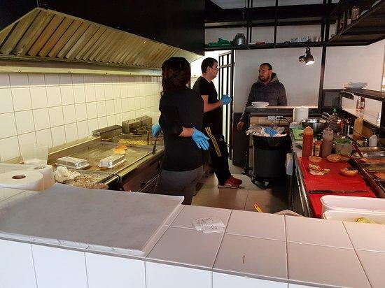 Foto de Boom! Burgers, Sofía: Great burger bar - Tripadvisor