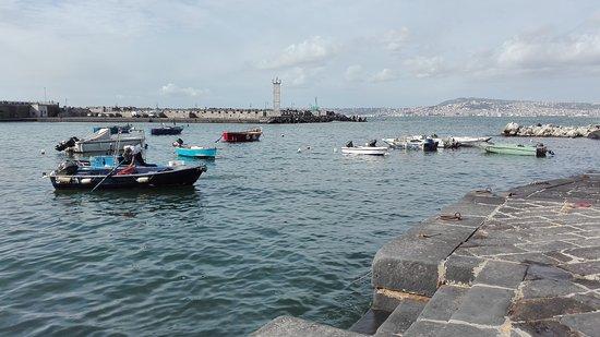 Portici, Italy: Porto del Granatello