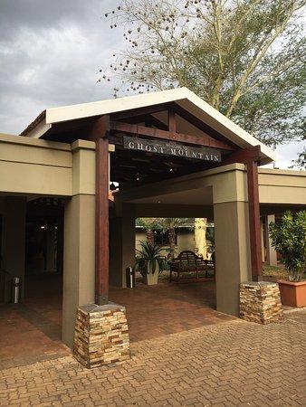 Mkuze, Sør-Afrika: Welcome