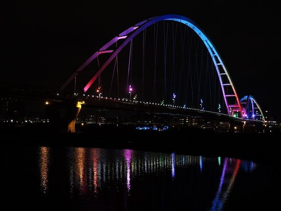 Crescent Bridge