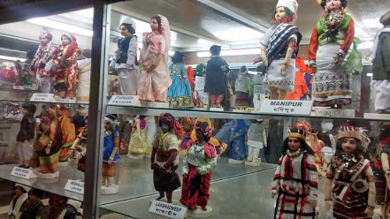 Dolls From 92 Countries Picture Of Nehru Children S Museum