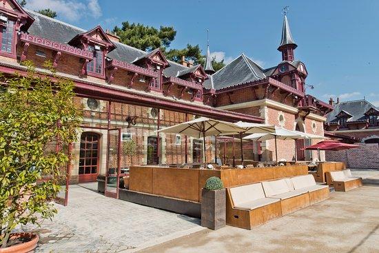 Bagatelle restaurant des jardins paris restaurant avis num ro de t l phone photos - Jardin de bagatelle restaurant ...