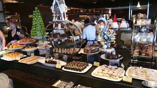 M And S Christmas Buffet Food