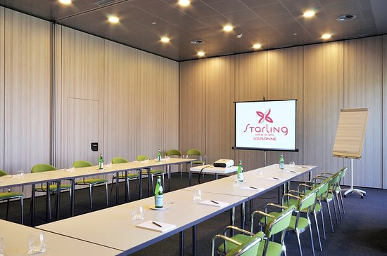 Saint Sulpice, Switzerland: Conference room