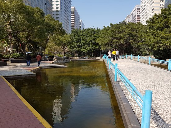 Dr. Carlos d'Assumpcao Park : 宋玉生公園