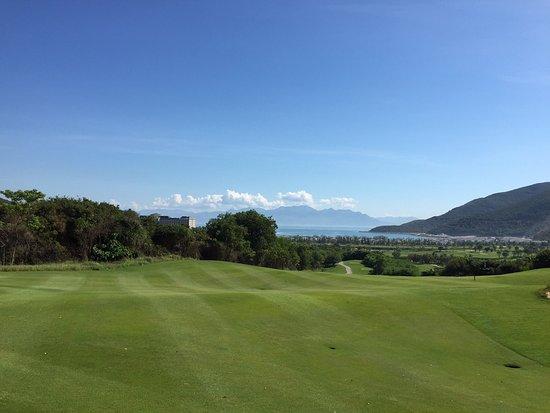 Vinpearl Golf Club: 風景3