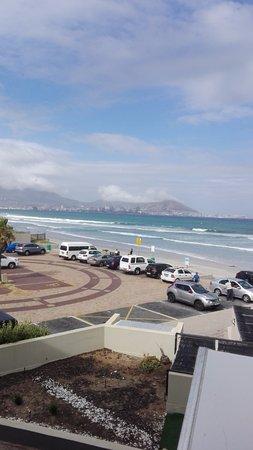 Lagoon Beach Hotel & Spa: From balcony