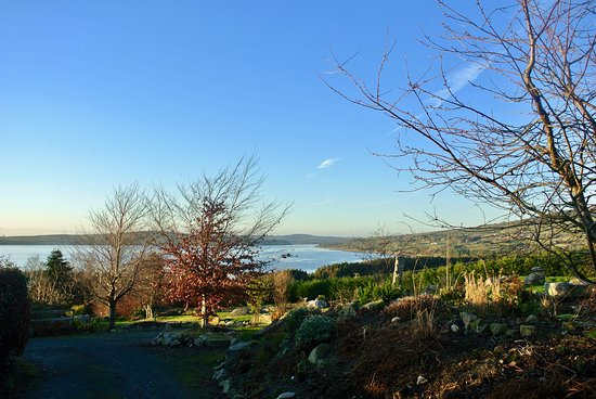 Blessington, Irlanda: View from the front of the Lodge