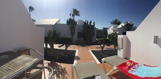 Santa Rosa: Terrace on room 1051