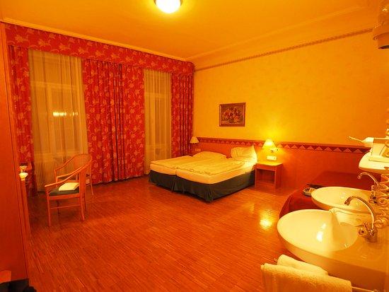 Hotel Post: kamar