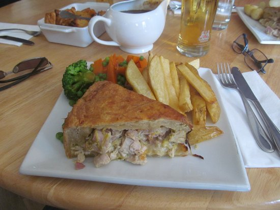 Gillingham, UK: A really awesome and delicious pie !!
