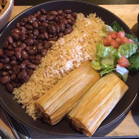 เมอร์เซด, แคลิฟอร์เนีย: Tamales