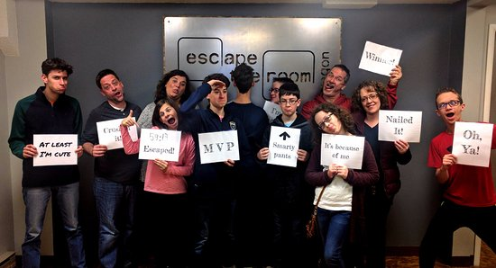 Springfield, OR: We always have a great time at Escape the room Oregon!