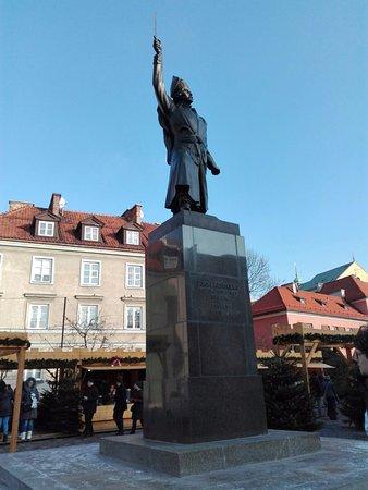Statue of John Kilinski