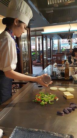 Teppanyaki Steak Restaurant Heki Kokusaidori Matsuo