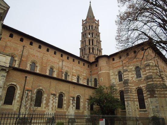 Basilique saint sernin ext rieur picture of basilique for Exterieur basilique saint pierre