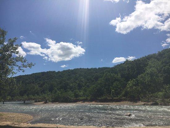 Tecumseh, MO: Gorgeous Summer view!