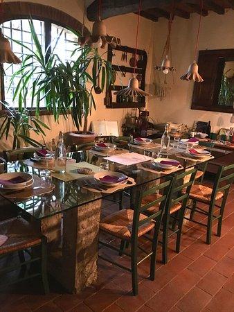 TuscanyEx Day Tours: Cooking class, prêt pour la dégustation du repas