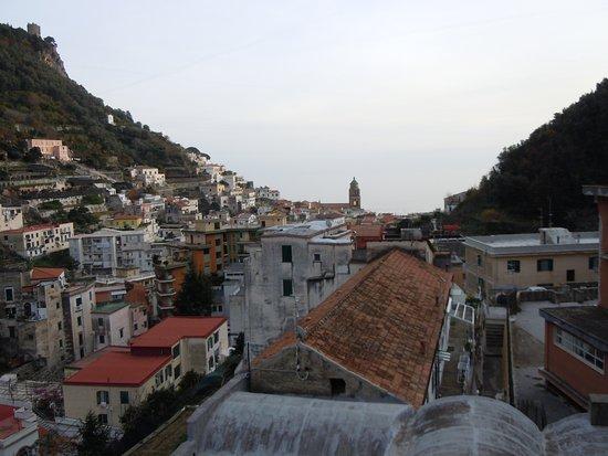 Panorama dalla terrazza - Picture of Hotel Villa Annalara, Amalfi ...