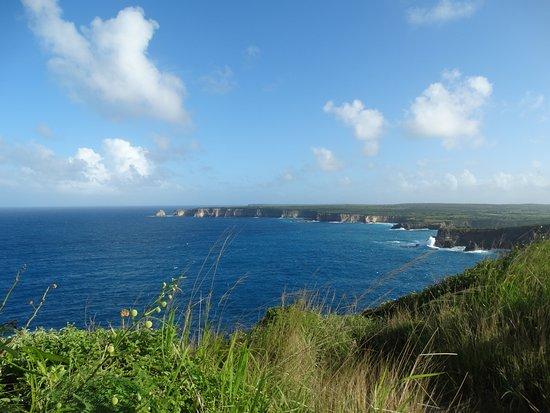 Anse-Bertrand, Guadeloupe: Pointe de la Grande Vigie