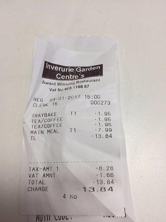 Inverurie, UK: Good Prices