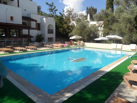 Toloman hotel bewertungen fotos preisvergleich bodrum for Swimming pool preisvergleich
