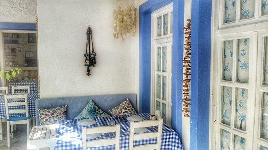 Milos restaurant: Milos Asmaaltı