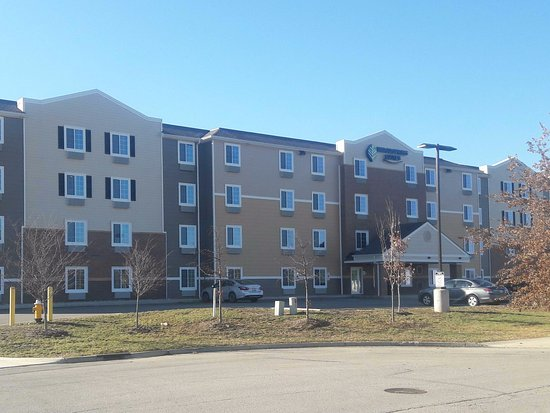 WoodSpring Suites Dayton South