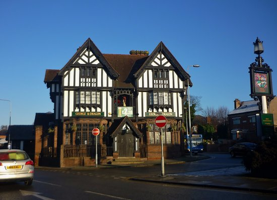 Restaurants Near Chester Cathedral